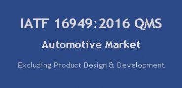 IATF 16949:2016 QMS